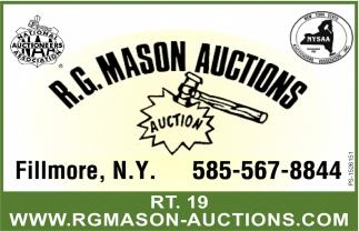 R.G. Mason Auctions