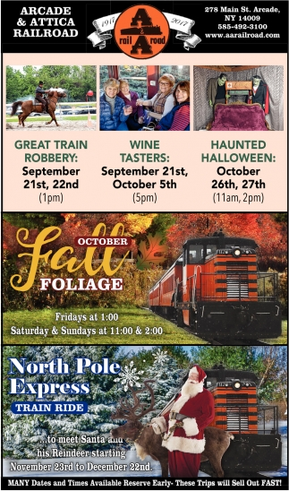 October Fall Follage
