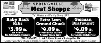 Extra Lean Ground Chuck