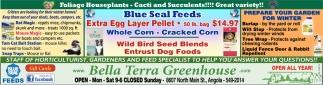 Blue Steel Feeds