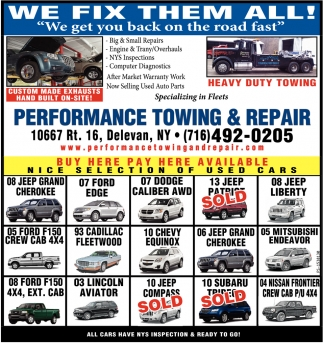 We Fix The All!