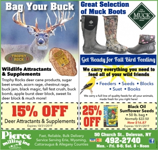 Bag Your Buck