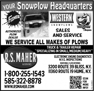 Snowplow Headquarters