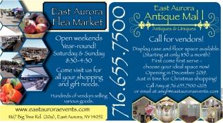 East Aurora Flea Market