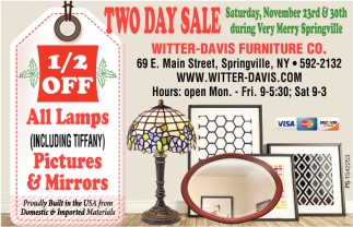 Two Day Sale