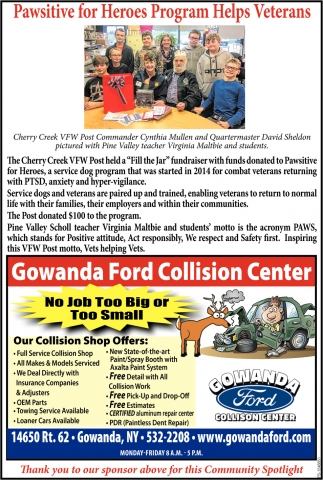 Ford Collision Center