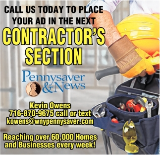 Contractor's Section