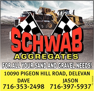 For All Your Sand And Gravel Needs!