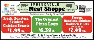The Original Pizza Logs