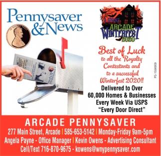 Arcade Pennysaver